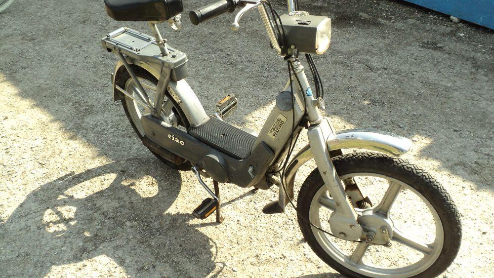 педалетка пиаджо, моторни спарта мет