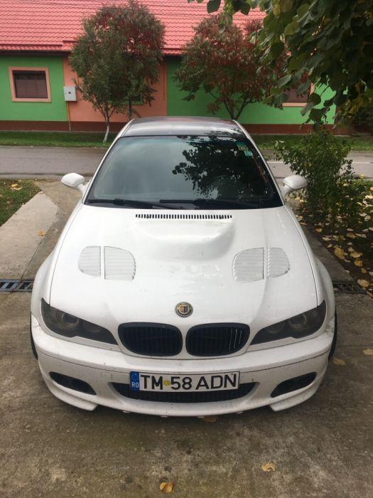 BMW 320CI, E46