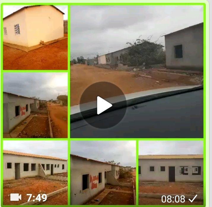 A Venda 115 Casas no Zango 2, Cada 5M liga e Aproveita