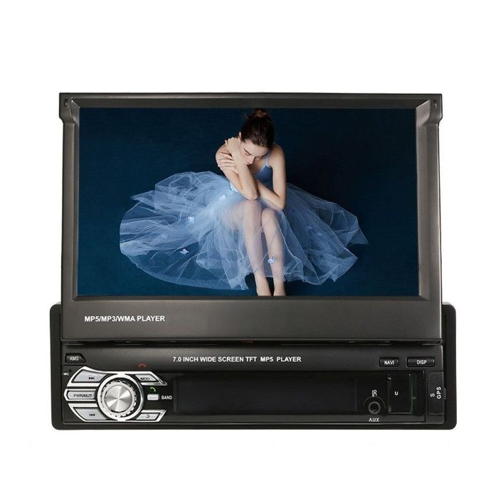 Dvd Retractabil GPS Harta Mirrorlink Transpot Gratuit. Granatie 2 ani.