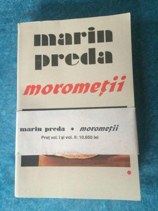 Morometii - Marin Preda, vol. 1, 2