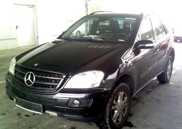 Mercedes ML 320 CDI на части