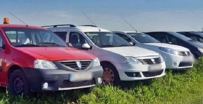 Piese din dezmembrari Dacia Logan 2004 2016 orice piesa