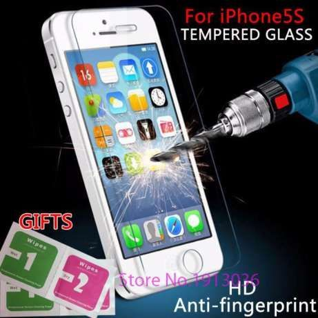 Folie Sticla Iphone 5 5S SE Tempered Glass 0.26mm