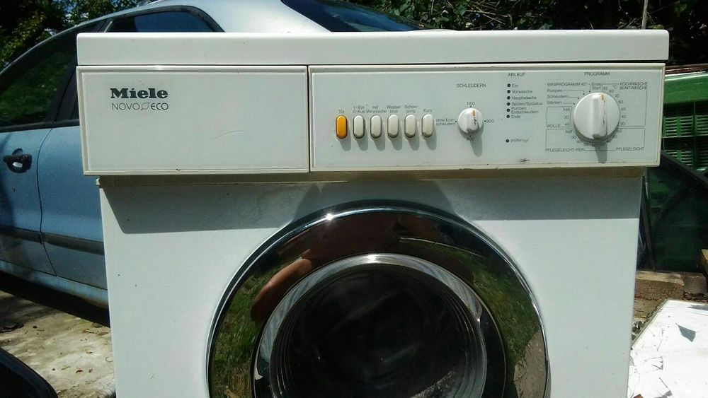Vind masină de spălat MIELE in stare excelentă fără reparatiii Sanandrei - imagine 1