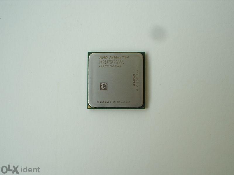 Процесор Athlon64 3200+ socket 939