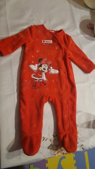 Disney baby Minnie гащеризон есенно-зимен