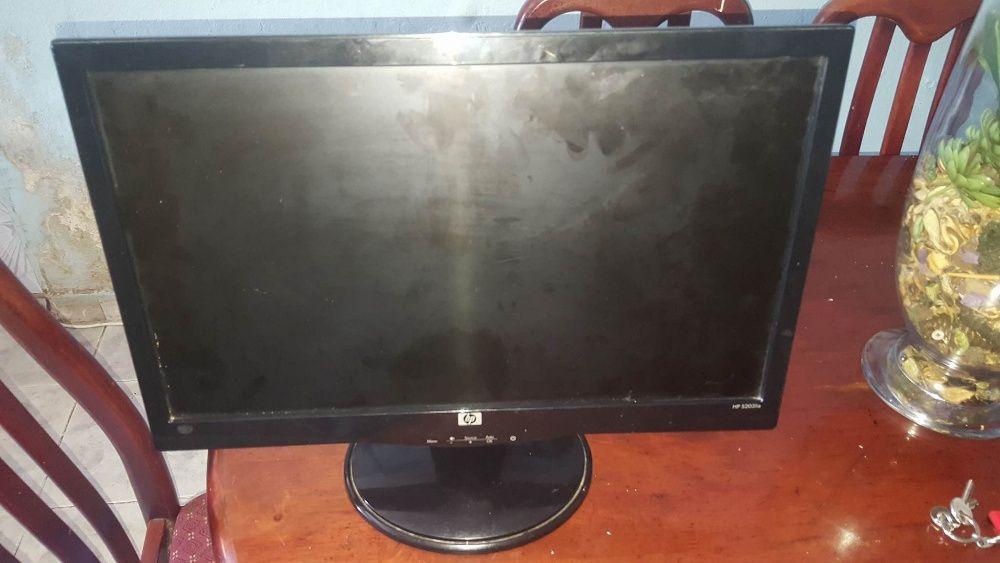 Vendo o meu monitor da marca Hp plasma de 22 polegadas
