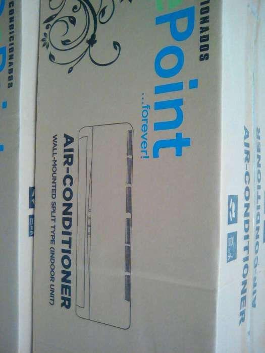 Ar condicionado split depoint novos com garantia 12000btus