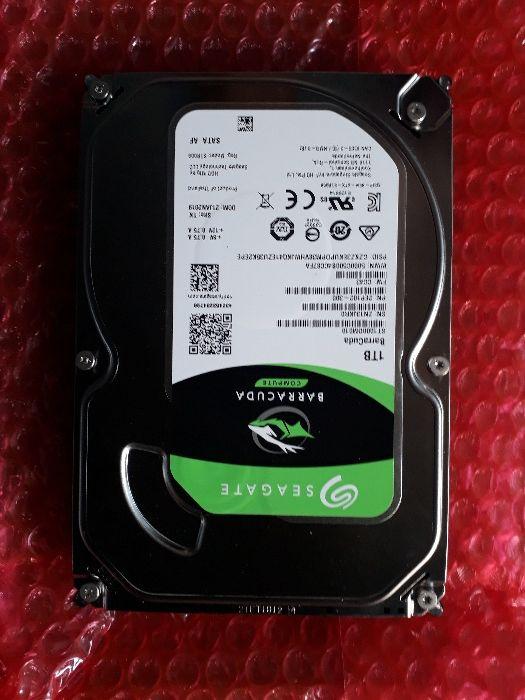 HD Seagate green 1TB sata 2019