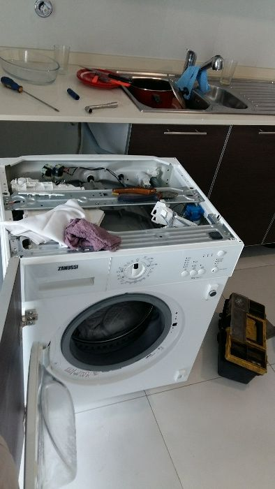 Máquinas de lavar roupa reparação manutenção contacte-nos...