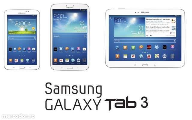 Folie mata sau clara Galaxy Tab 3 7 P3200 P3210 SM-T210 SM-T211