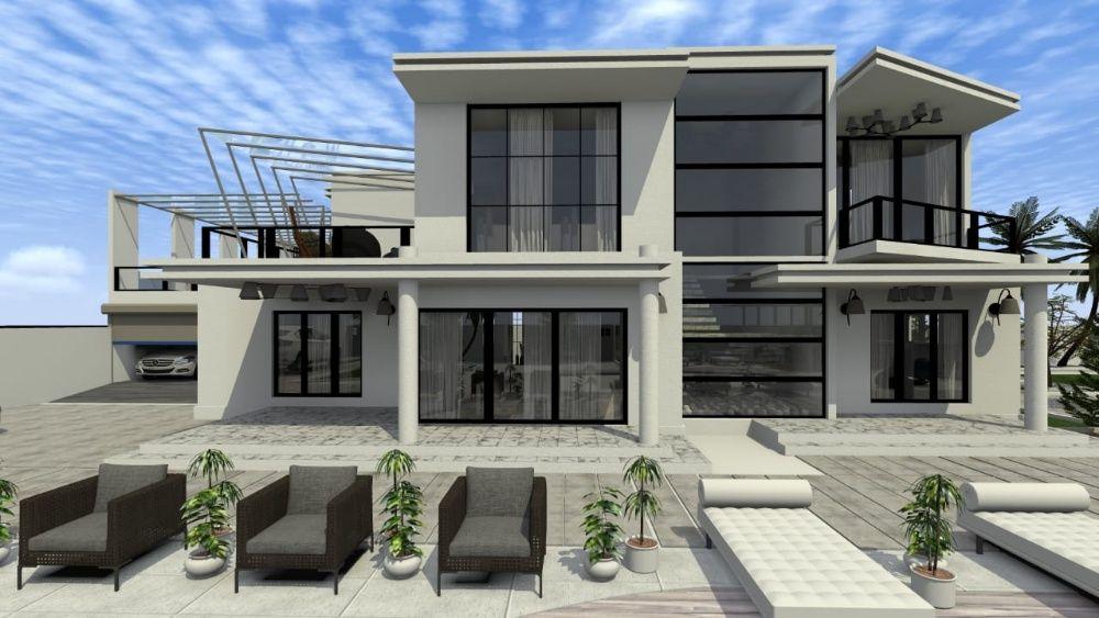 Projectos executivos de construção
