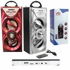 Boxa Portabila cu BT, FM, AUX, USB, SD si Telecomanda HLBT3003