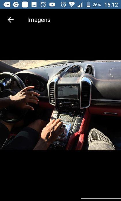 Porsche cayenne turbo S 25000 km Vinte e cinco milhões de kwanzas