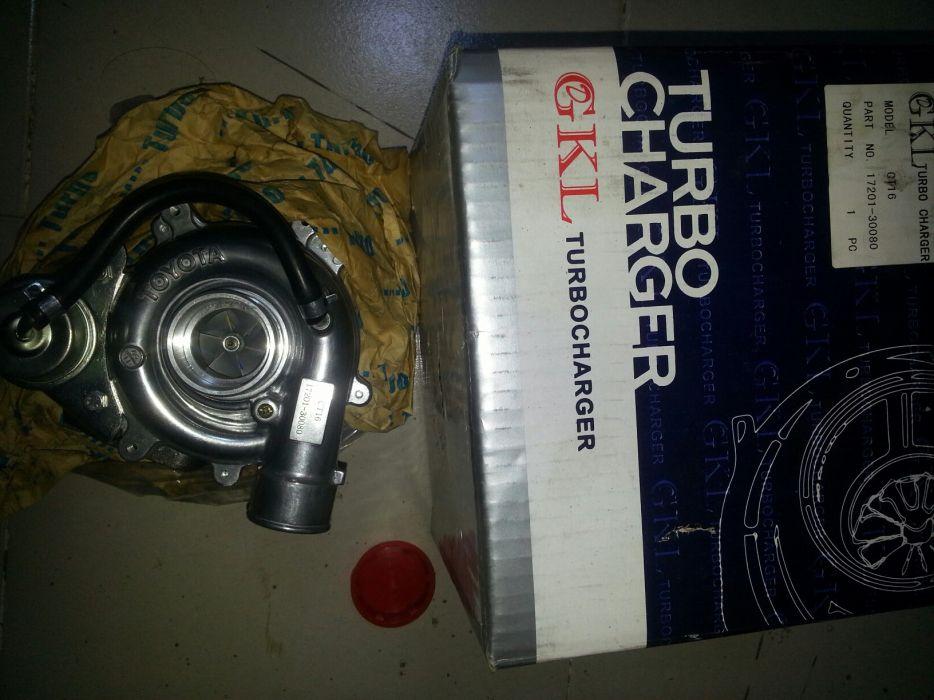 Vendo turbo para Quadradinho hilux original Golfe - imagem 1