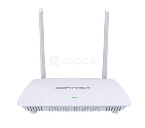 Roteador e repetidor Wifi sem fios 300 Mbps COMFAST WR625N V2