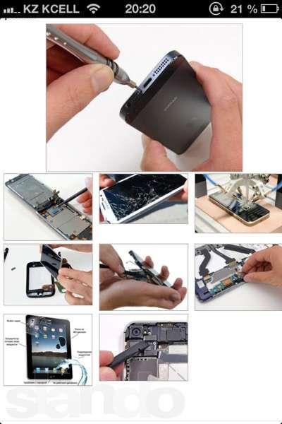 Срочный ремонт сотовых телефонов,  планшетов, ноутбука