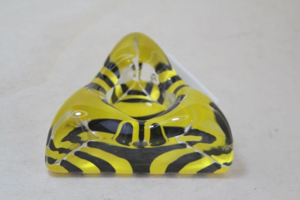 Kosta Boda Piece of Cake suport lumanare handmade
