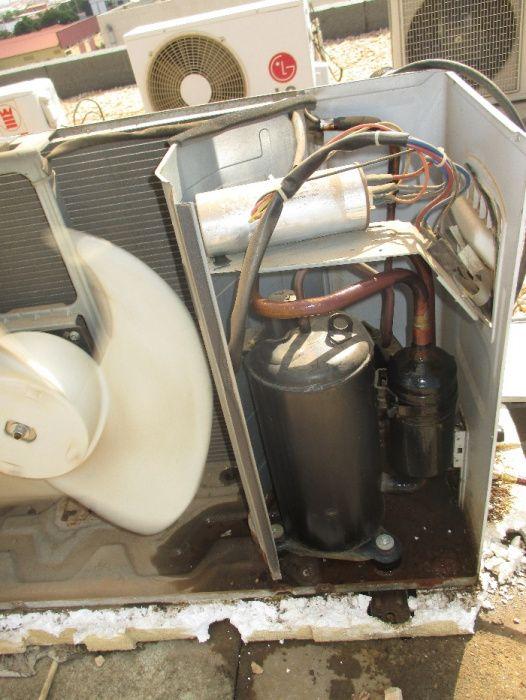 Assistência Técnica de Ar Condicionado