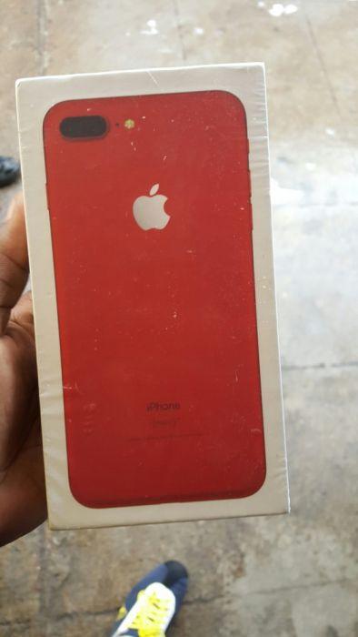 Iphone 7puz red 128g celado ha bom preço