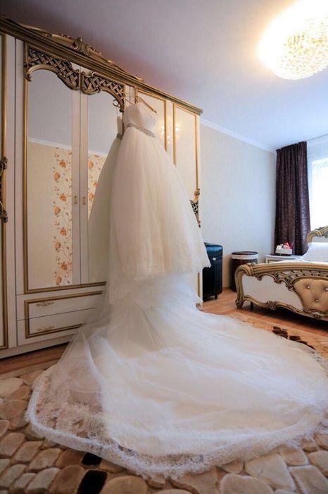 Свадебное платье Алматы - изображение 1