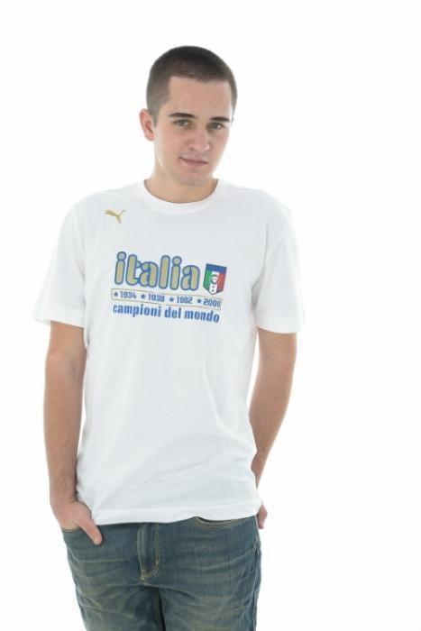 Tricou bumbac original PUMA ITALIA TEE