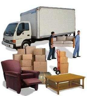 Fazemos mundanças,Carregamento de mobiliario de um ponto para outro