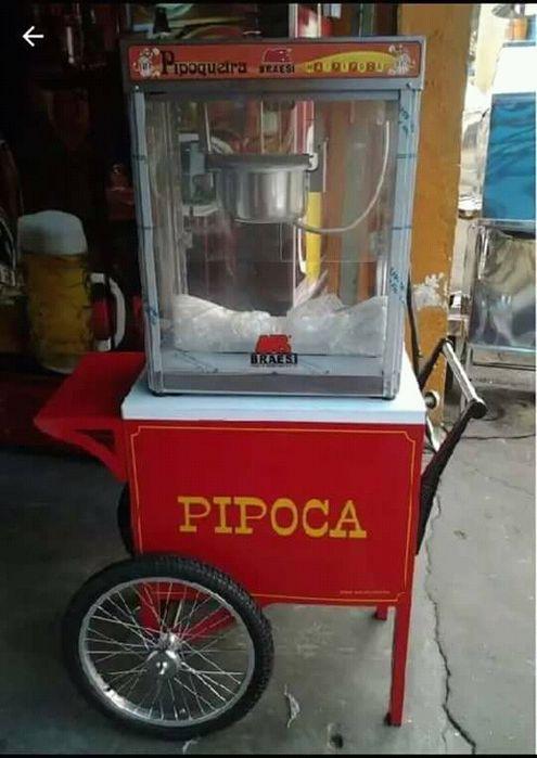 Maquina De Pipoca