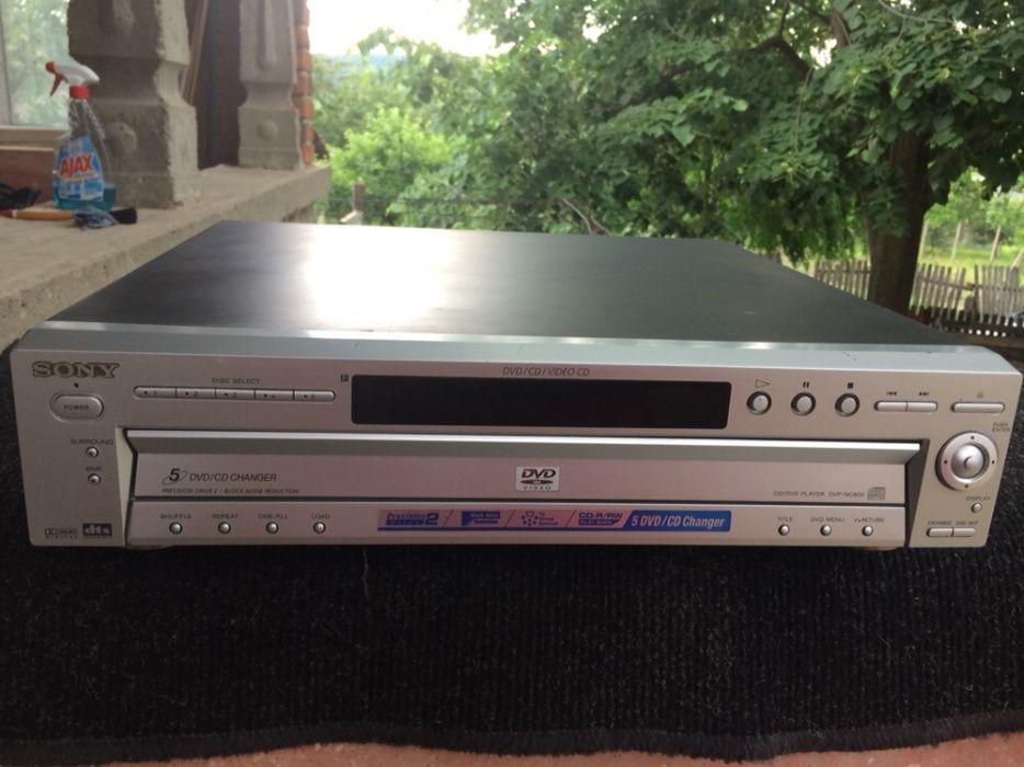 DVD CD Player .DV.P. -NC 600.