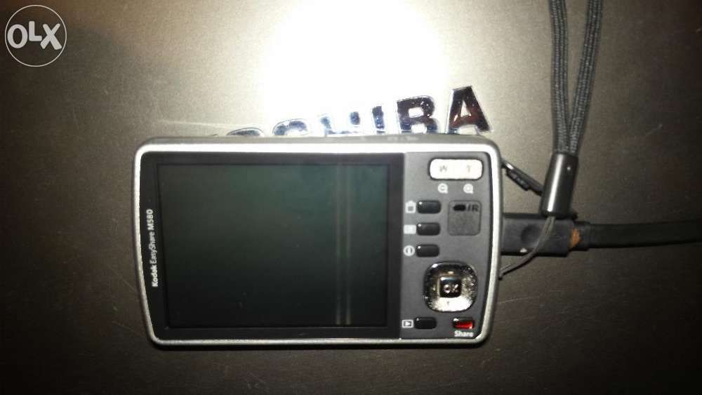 aparat foto compact Kodak easyshare m580