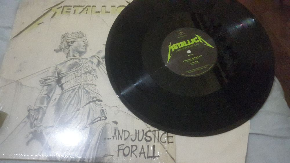 METALLICA 2 Discos Vinil LP Novos