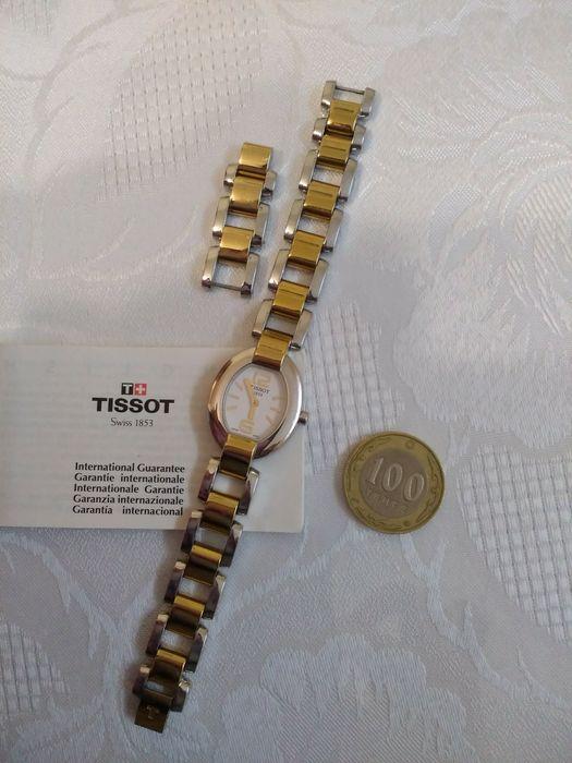 Часы Tissot женские швейцарские