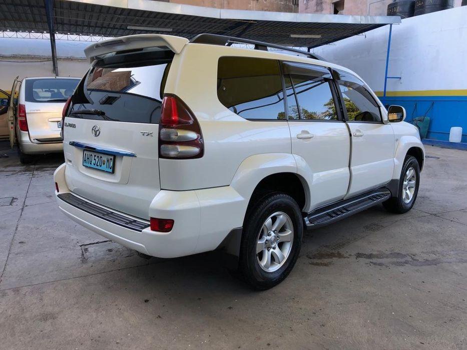 Prado Diesel recém importado