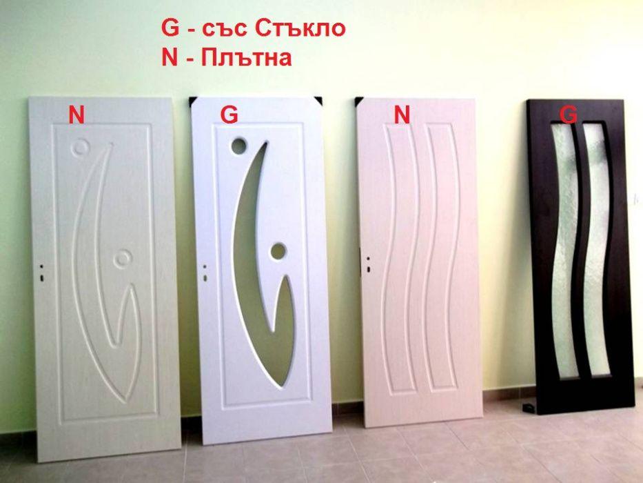 Интериорни врати гр. Хасково - image 1