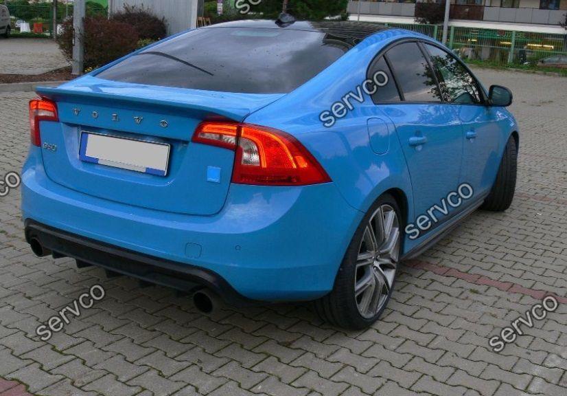 Eleron tuning sport portbagaj Volvo S60 R Design Polestar 2010-2018 v4