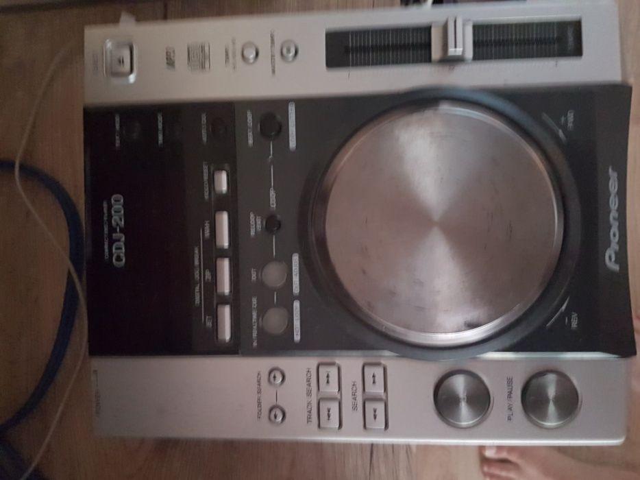 pioneer cdj 200 mp3