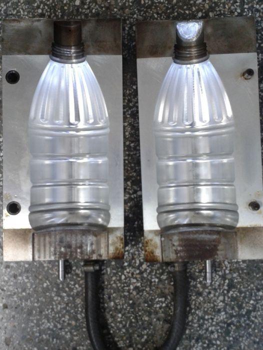 Блас форма (матрица), за изработка на шише 1л.