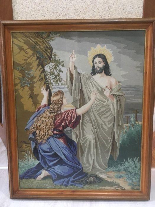 Гоблен,възкресението