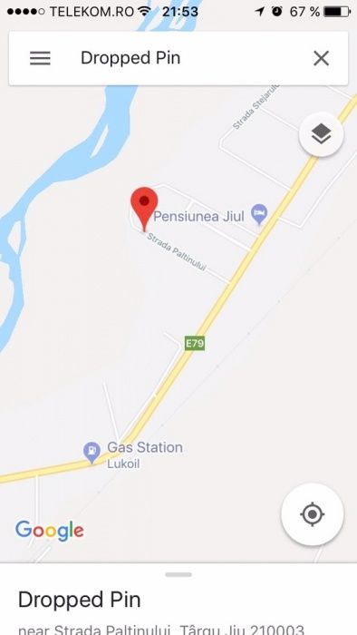 Vand/schimb CASA noua TG JIU cartier iezureni 2 min vadeni pens Jiul