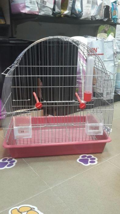Клетка за птици-48×34×52