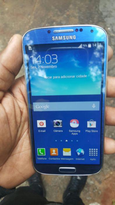 Galaxy s4 cline barato ha bom preço faço entrega ao