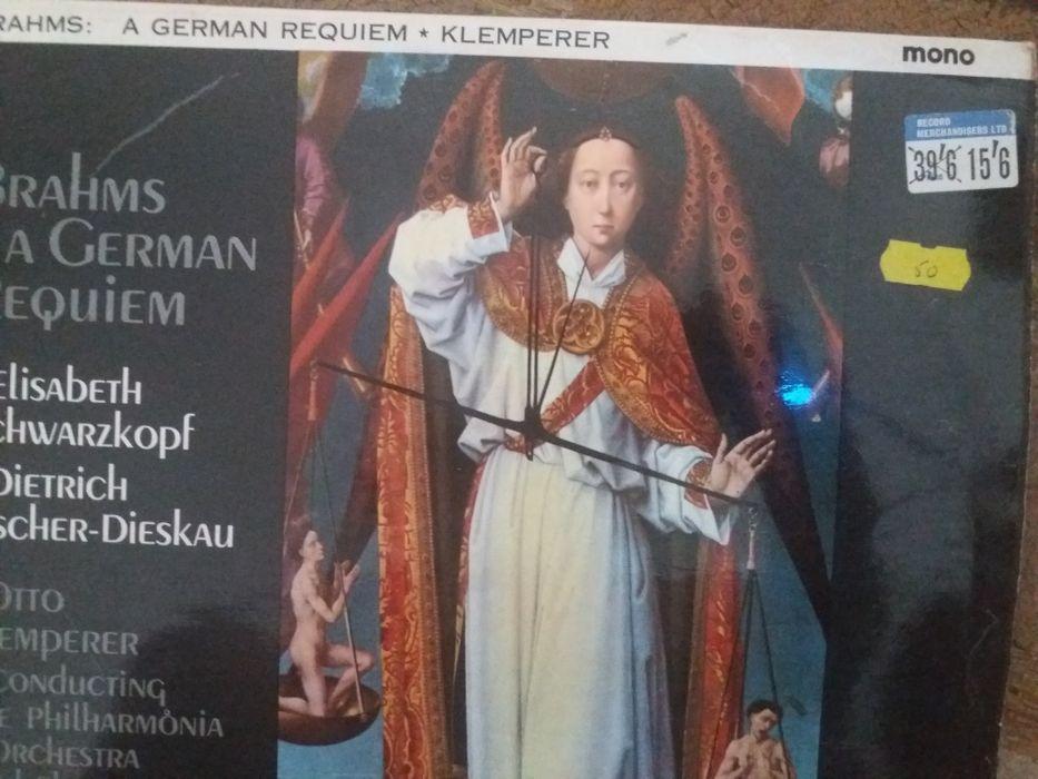 Disc vinil Atipic de Colectie-Brahms 1962
