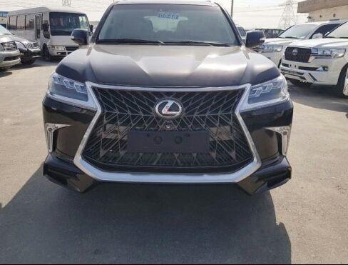Lexus 570 full