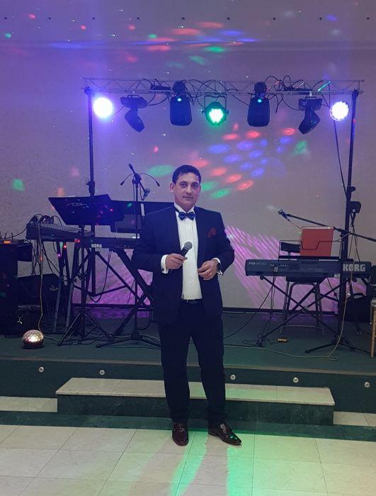 Dj Solist Vocal Bucuresti-Ploiesti.Muzica si Lumini,Sonorizare Nunta.