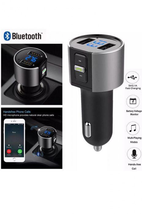 Bluetooth Modulator FM Super calitate NOU