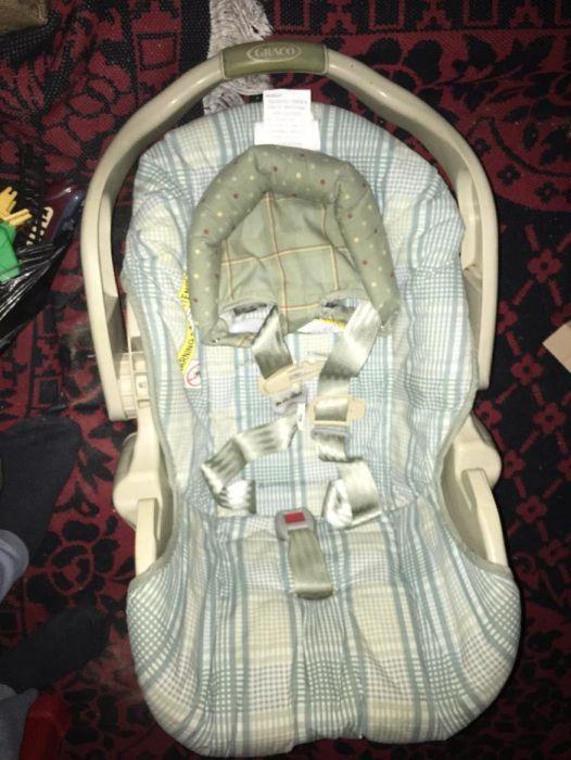 Scoica / scaun masina Graco baby