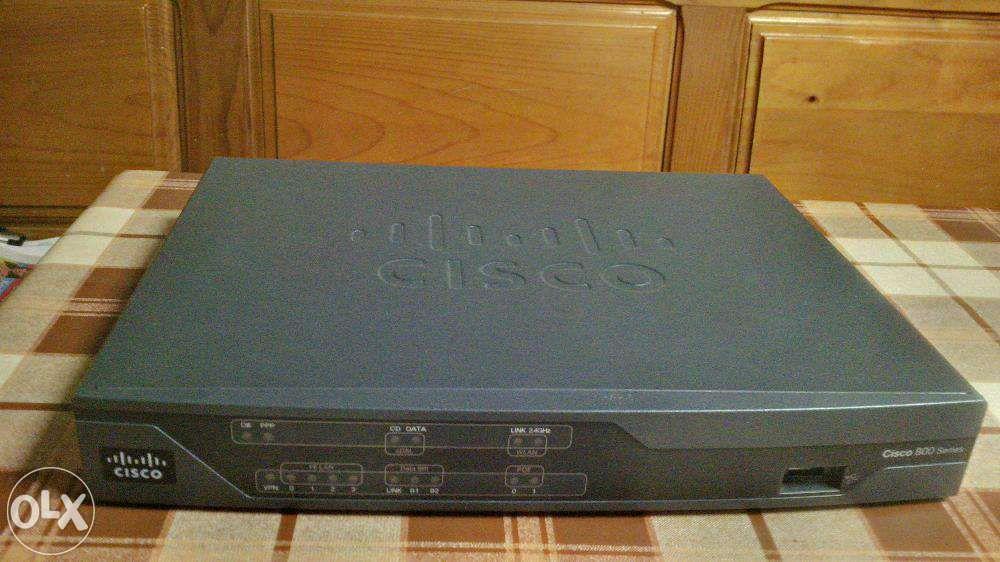 Cisco Router 800 Series / Model 887
