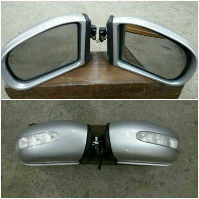 Огледала мерцедес С,Е,S-класа W-203,211,220,ML-W163,mercedes ogledala