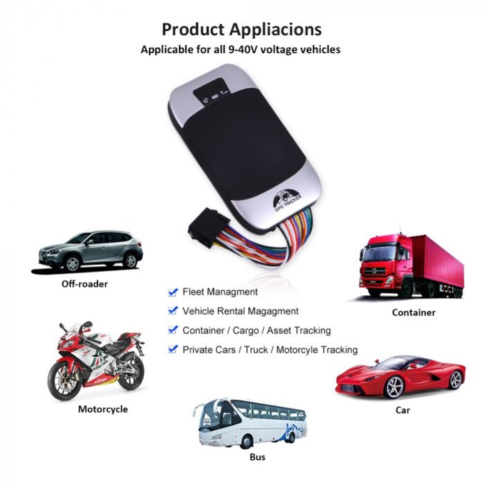 GPS com instalação rápida